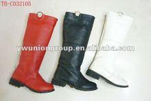 2012 new style women's pu boots