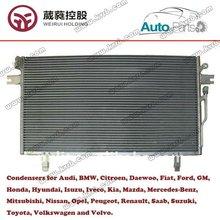 Auto condenser for Nissan Pathfinder '98-00 92110-2W100 Ac condenser Parellel flow condenser