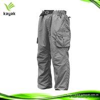 Nylon windbreaker pants