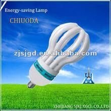 CFL lamp 4U 5U lotus 17mm tube e27 holder