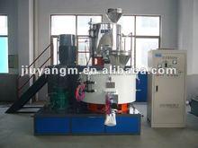 Mélangeur en plastique, pvc machine mélangeur à poudre, en plastique machine mélangeur à poudre