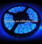5M 500CM LED 3528 SMD Blue Flexible Light Strip 300Leds