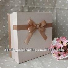 2012 Elegant valentine's paper gift box