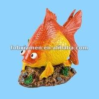 polyresin goldfish aquarium decorations