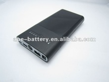 external rechargeable portable laptop battery packs for notebook macbook pro/air tablet PC GPS PSP HTC iPhone4s iPod iPad