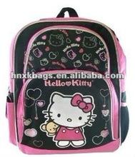 lovely girl school bag and backpack