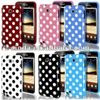 New Wave Point Soft Crystal Gel TPU Case for Samsung Galaxy S2 i9100