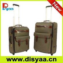 High quality Nylon trolley luggage