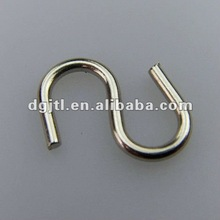 Fashion metal stainless steel s hooks