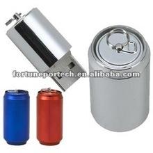 Bottle metal usb pen drive