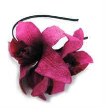 pink velvet tropical lily flower alice