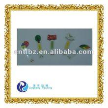 Cute educational PVC bookmark