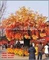 venta al por mayor de árbol artificial artificiales de la planta