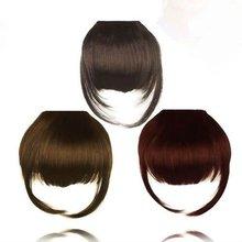 Retail 100% Human Hair Bang