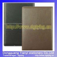 PVC notepad school notebooks stationary