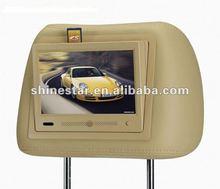 bus/taxi digital signage LCD media advertising display board