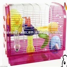 UW-PT-031 Durable plastic hamster cage