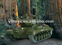 1:16 Snow Leopard /USA M26 Radio Control TANK with smoking &sound