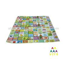 soft baby /kids paly mat/foam mat