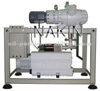 Vacuum Pump Equipment Working Vacuum Reach 133 PA