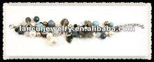 EU style bracelet mix it beads jewelry chain bracelet