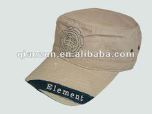 2012 fashion white military hat