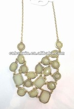 Fashion Necklace with big beads 2012