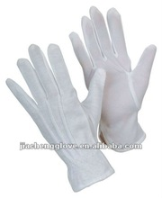 Bleach White Cotton Glove