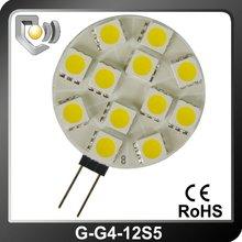 12V G4 led lamp/led light/led bulb