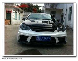 Mercedes Benz W203 AMG Style Body kit for 01-07 C32 C200 C220 C260 C280 C230 C300 C320 C350