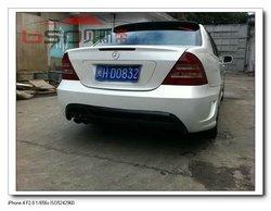 Mercedes W203 AMG Body kits For Mercedes Benz W203 01-07 C32 C200 C220 C260 C280 C230 C300 C320 C350