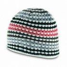 winter snowboard ski knitted beanie hat