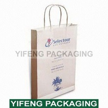 2012 GuangZhou packaging company top quality paper bag