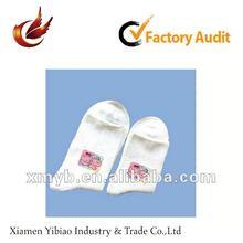 2012 promotional printing self adhesive socks packaging label