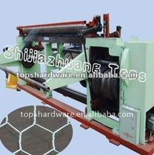 Hexagonal Wire Netting Machine different opening