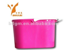 2012 plastic wet cleaning mop frame BLL-05