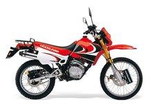 HS125/150/200GY-A1 dirt bike