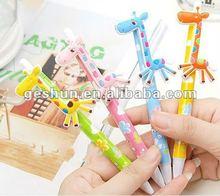 Giraffe Promotional Ballpoint Pen/ Student Use Pen