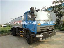 transportation fuel tank truck