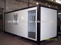 One Single Unit 20 Feet Standard Mobile Container House