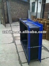 silicone/FKM fabric air duct joint