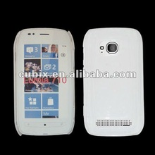 CUBIX cool transparent Hard Case Cover for Nokia lumia 710 mobile phone