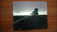 black layout UK Laptop Keyboards for acer aspire one 532h 532g 521 d260 aod255
