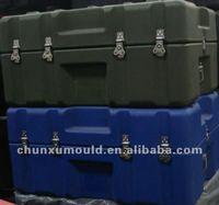 rotomold tool travel tool box , rotational tool case, plastic tool cabinet