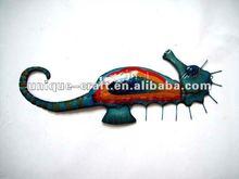 seahorse wall hanging decor