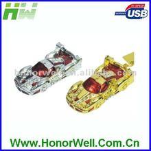 Jewelry USB flash drive car series