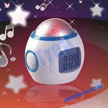 2012 Newest Digital Projector Led Alarm Clock