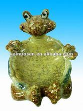 Cute ceramic animal ashtray,ceramic cigarette ashtray