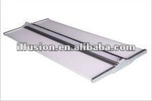 2012 newest Double face slim LED panel light (suspended) DC12v 42w DC12V 2100lm panel light with CE,ROHS certifaction