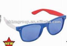 2012 New Design Flag Sunglasses